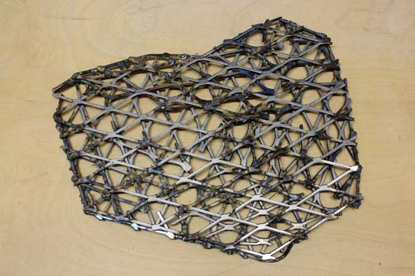 welded expanded metal