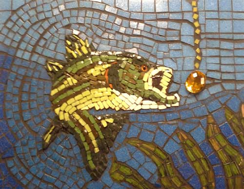 mosaic bass completed