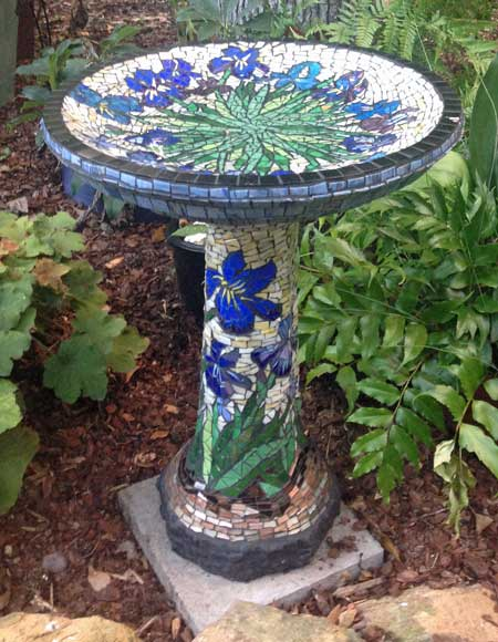 mosaic bird bath how to mosaic irises for sale canada irises for sale in south africa