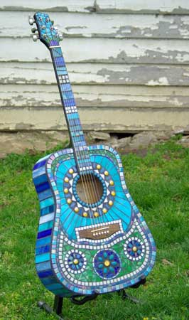 mosaic-guitar-finished