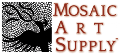 Mosaic Art Supply Logo