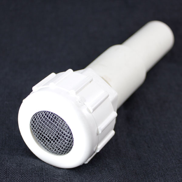 Sparduster small parts vacuum attachment