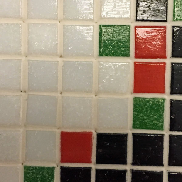Shrinking Grout Detail