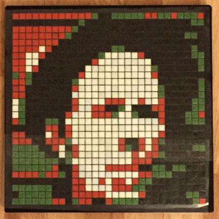 Tom Waits Mosaic