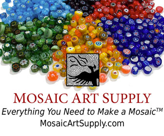 Mosaic Art Supply Sidebar image
