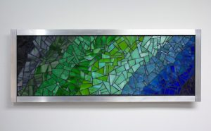 """Element"" mosaic art"