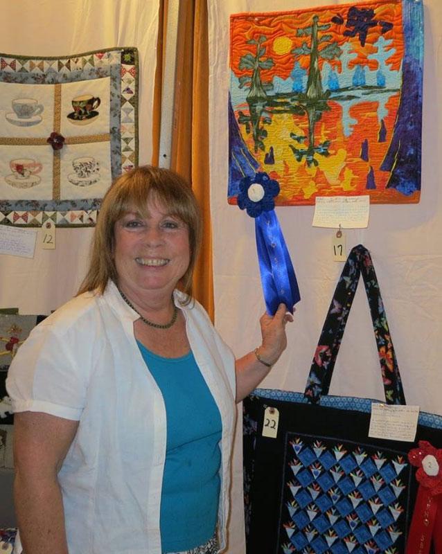 Jackie Iglehart 1st Place
