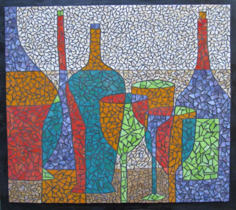 How To Price Mosaic Art How To Mosaic