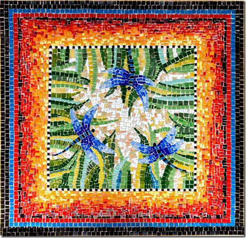 Mosaic Art by Jackye Mills
