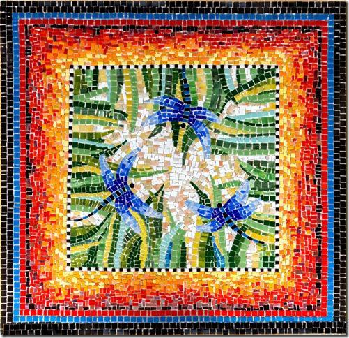 Mosaic Art by Jackye Mills