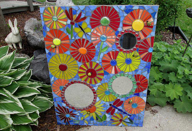 Cindy's Garden Mosaic
