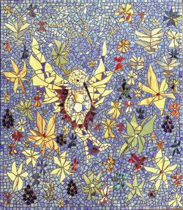 Mosaic Hummingbird