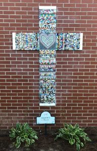 Maddie's Garden Memorial Cross