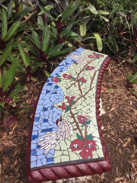 mosaic-bench